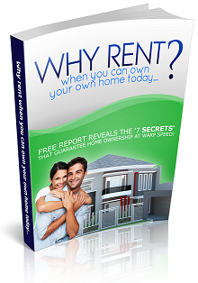 Why rent when you could own your home